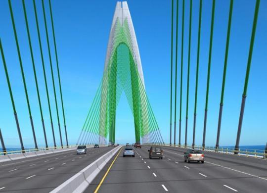 Licitação para construção da Ponte Salvador-Itaparica é concluída | Divulgação
