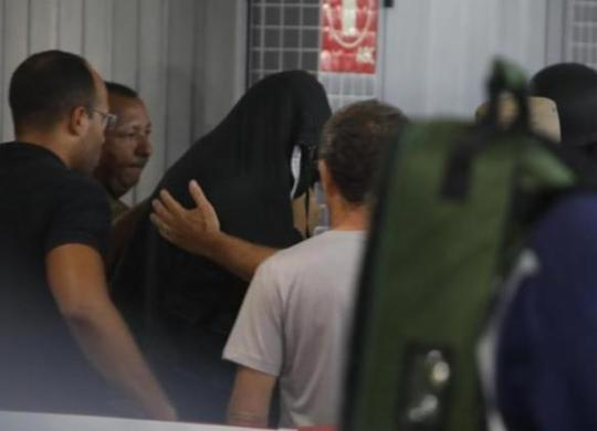 """""""Me pegou de refém para forçar alguém a atirar nele"""", diz vítima de sequestro   Felipe Iruatã   Ag. A TARDE"""