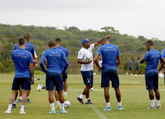 Bahia visita Santa Cruz pela estreia do Nordestão | Felipe Oliveira | EC Bahia