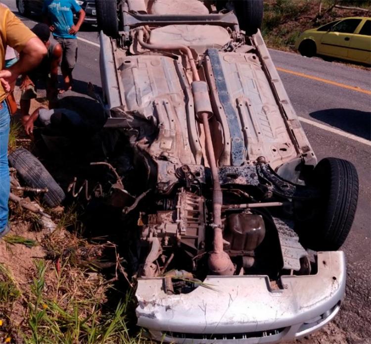 Motorista, cujo teste de bafômetro foi positivo, possuía passagem na polícia pelo crime de furto | Foto: Reprodução | Radar 64 - Foto: Reprodução | Radar 64