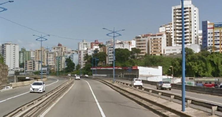 Ocorrência registrada na manhã desta quinta-feira | Foto: Reprodução | Google Street View - Foto: Reprodução | Google Street View