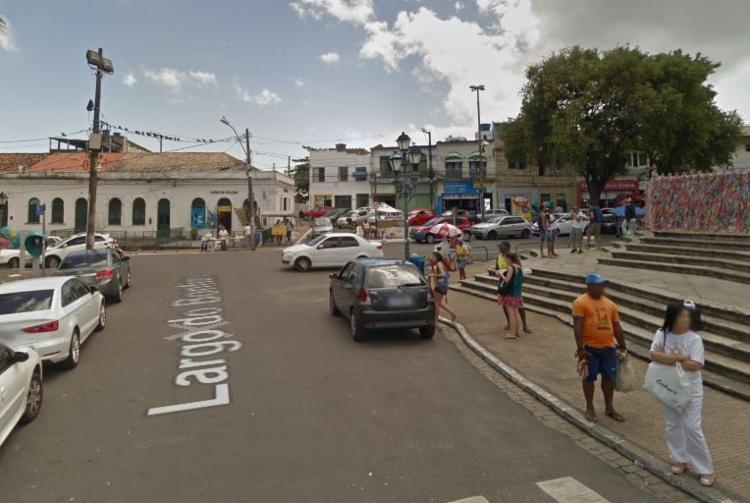 Não há informações sobre autoria e motivação do crime | Reprodução | Google Street View - Foto: Reprodução | Google Street View