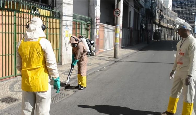 Agentes têm realizado ações em pontos turísticos da capital | Foto: Divulgação - Foto: Divulgação