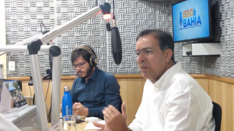 Foto: Rodrigo Tardio | Rádio A TARDE FM - Foto: Rodrigo Tardio | Rádio A TARDE FM