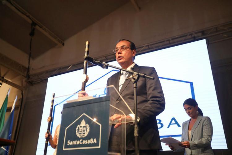 Cerimônia ocorreu no dia 13 de janeiro | Foto: Felipe Iruatã | Ag. A TARDE - Foto: Felipe Iruatã | Ag. A TARDE