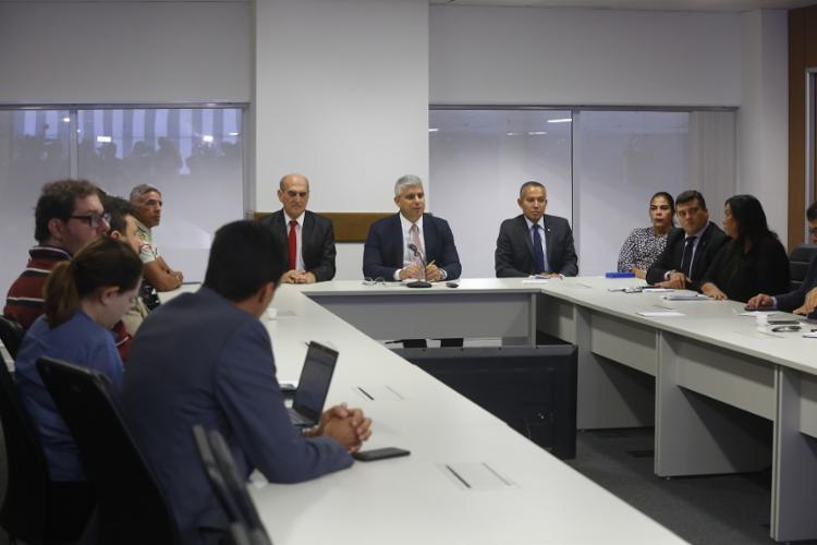 Uma comissão foi formada para discutir estratégias de segurança para os condutores | Foto: Rafael Martins | Ag. A TARDE - Foto: Rafael Martins | Ag. A TARDE