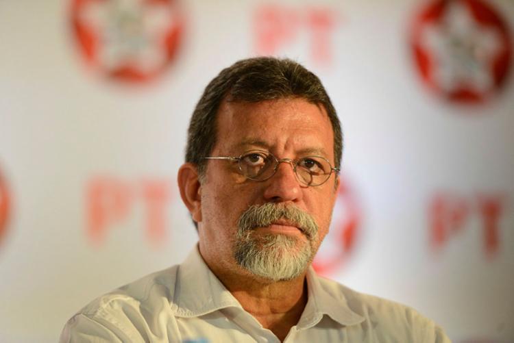 Florence afirmou que no momento vai apoiar o nome de Robson Almeida | Foto: Fernando Frazão | Agência Brasil - Foto: Fernando Frazão | Agência Brasil
