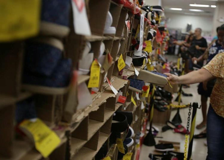 No cenário nacional, a expansão nos negócios foi de 5,2 %   Foto: Joá Souza   Ag. A TARDE - Foto: Joá Souza   Ag. A TARDE