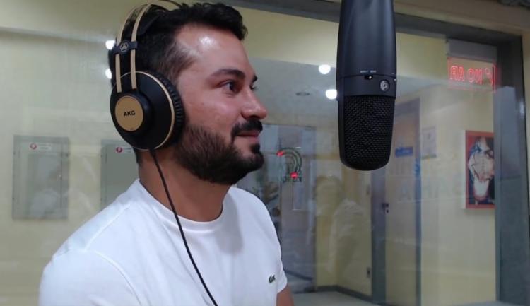 Márcio Barreto foi entrevistado nesta quinta-feira | Foto: Reprodução | YouTube - Foto: Reprodução | YouTube