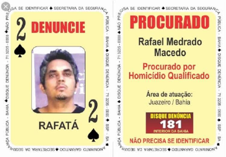 Criminoso foi capturado durante uma ação de policiais civis de São Matheus | Divulgação - Foto: Divulgação | SSP-BA