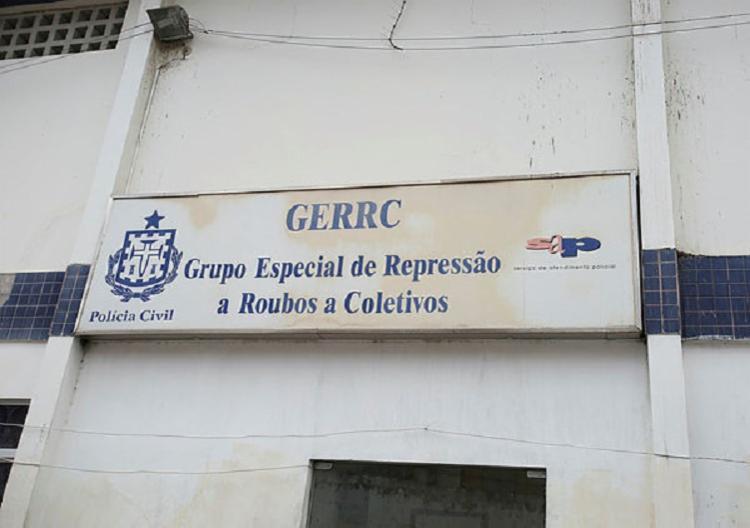 Caso foi registrado na sede do Gercc, na Baixa do Fiscal | Tiago Caldas | Ag. A TARDE - Foto: Foto: Tiago Caldas | Ag. A TARDE