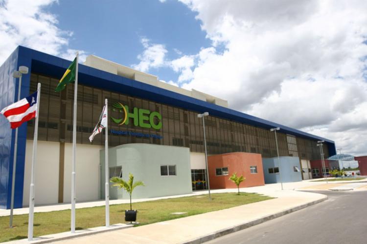 Vítima estava internada no Hospital da Criança | Foto: Divulgação - Foto: Divulgação