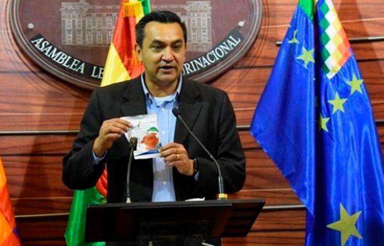Decisão foi comunicada pelo chanceler interino do país, Yerko Núñez | Foto: ANF - Foto: ANF