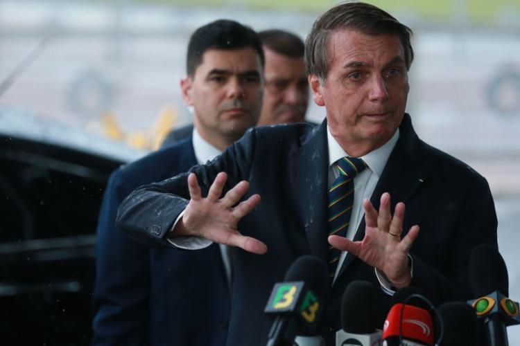 Bolsonaro pediu desculpa a Guedes e disse que não terá imposto sobre cerveja | Foto: José Cruz | Agência Brasil - Foto: José Cruz | Agência Brasil