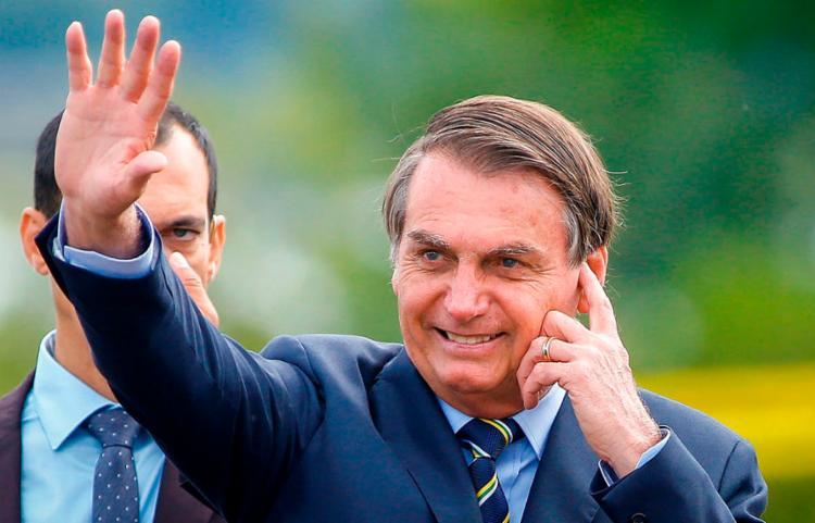 Estados do ES e RJ também foram incluídos no roteiro | Foto: Sergio LIMA | AFP - Foto: Sergio Lima | AFP