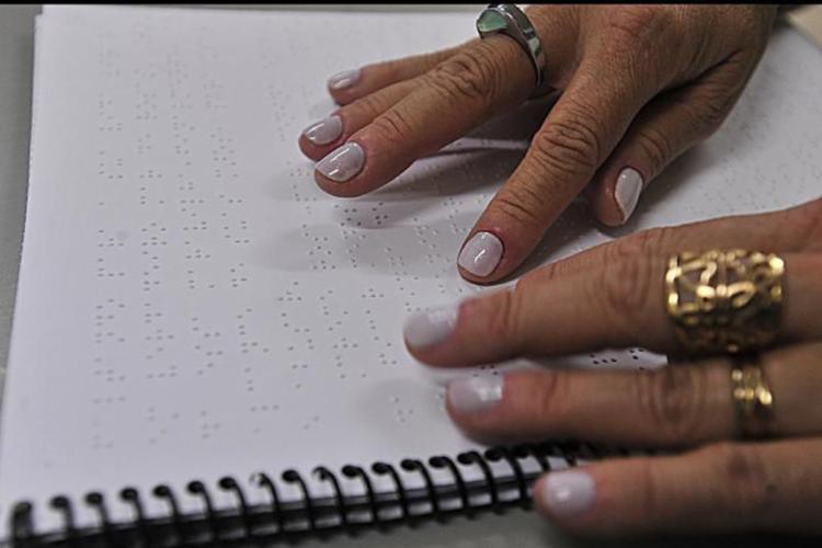 IBC é o centro de referência nacional na área da deficiência visual e está vinculado ao Ministério da Educação | Foto: Marcello Casal Jr. | Agência Brasil - Foto: Marcello Casal Jr. | Agência Brasil