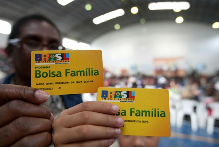 Bolsa Família é um programa de transferência de renda do governo federal | Foto: Alina Souza | Especial Palácio Piratini - Foto: Alina Souza | Especial Palácio Piratini