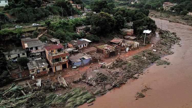 Governo federal aguarda levantamento dos danos para liberar recursos | Foto: Douglas Magno | AFP - Foto: Douglas Magno | AFP