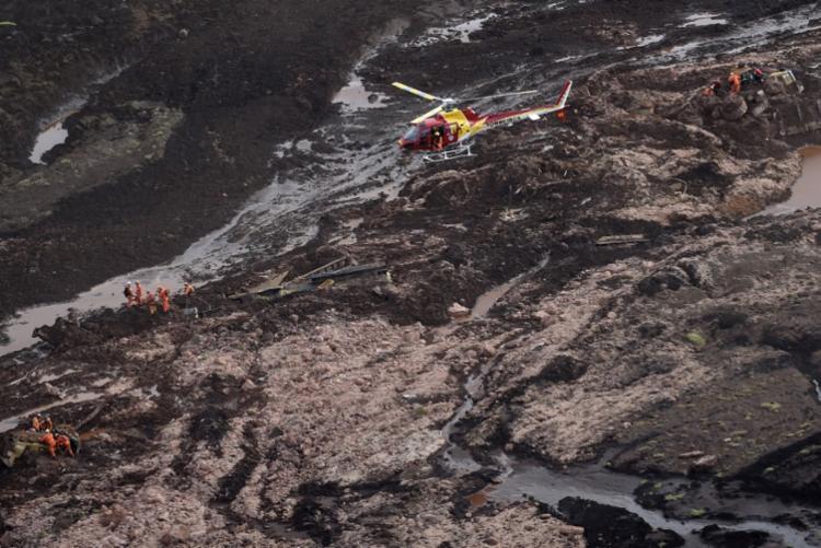 Tragédia em janeiro de 2019 deixou 270 vítimas na cidade mineira | Foto: Douglas Magno | AFP