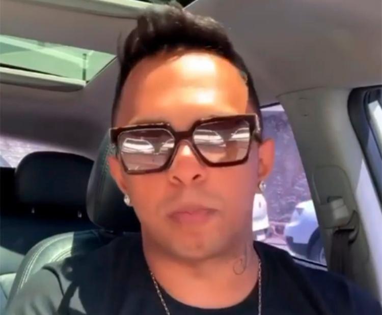 Bruno não revelou se pretende denunciar o caso à Justiça | Foto: Reprodução | Instagram - Foto: Reprodução | Instagram