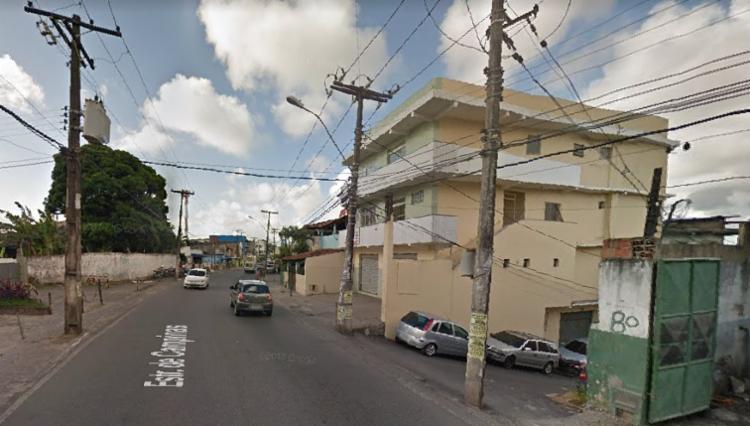 Ocorrência registrada na Estrada de Campinas | Foto: Reprodução | Google Street View - Foto: Reprodução | Google Street View