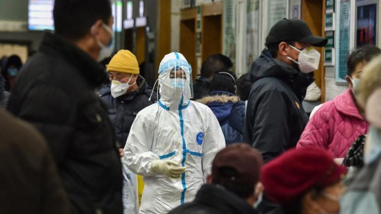 Surto já provocou mais de 100 mortes na China | Foto: AFP - Foto: AFP