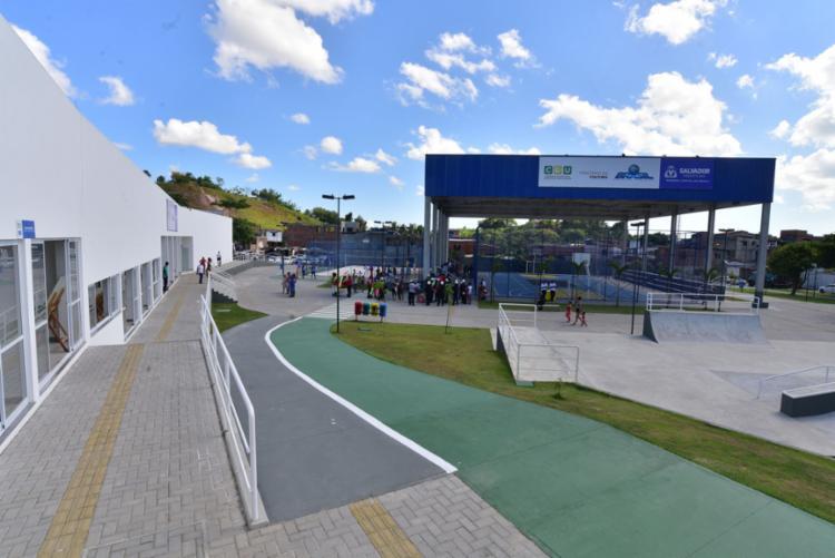 Ceu disponibiliza vagas para atividades esportivas e oficinas | Foto: Divulgação | PMS - Foto: Divulgação | PMS