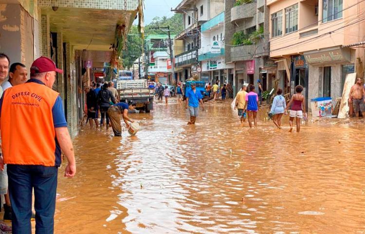 Governo estadual decretou estado de emergência em 23 cidades | Foto: Assessoria de Comunicação do Governo | Divulgação - Foto: Assessoria de Comunicação do Governo | Divulgação