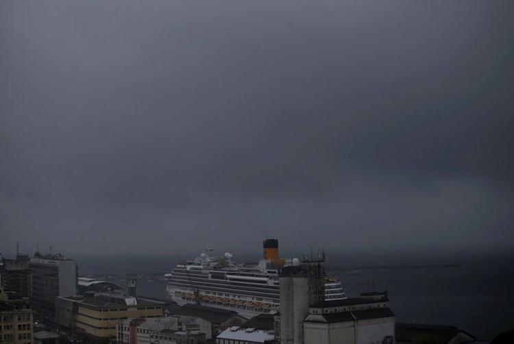 Céu ficará nublado no final de semana | Foto: Raphael Müller | Ag. A TARDE - Foto: Raphael Muller | Ag. A TARDE