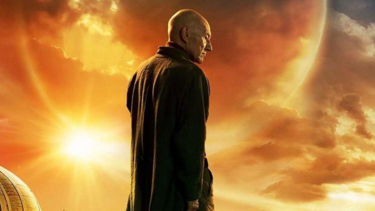 Picard (Patrick Stewart) volta à ação dessa vez para ajudar Dahj, uma jovem cheia de angústias | Foto:Divulgação - Foto: Divulgação