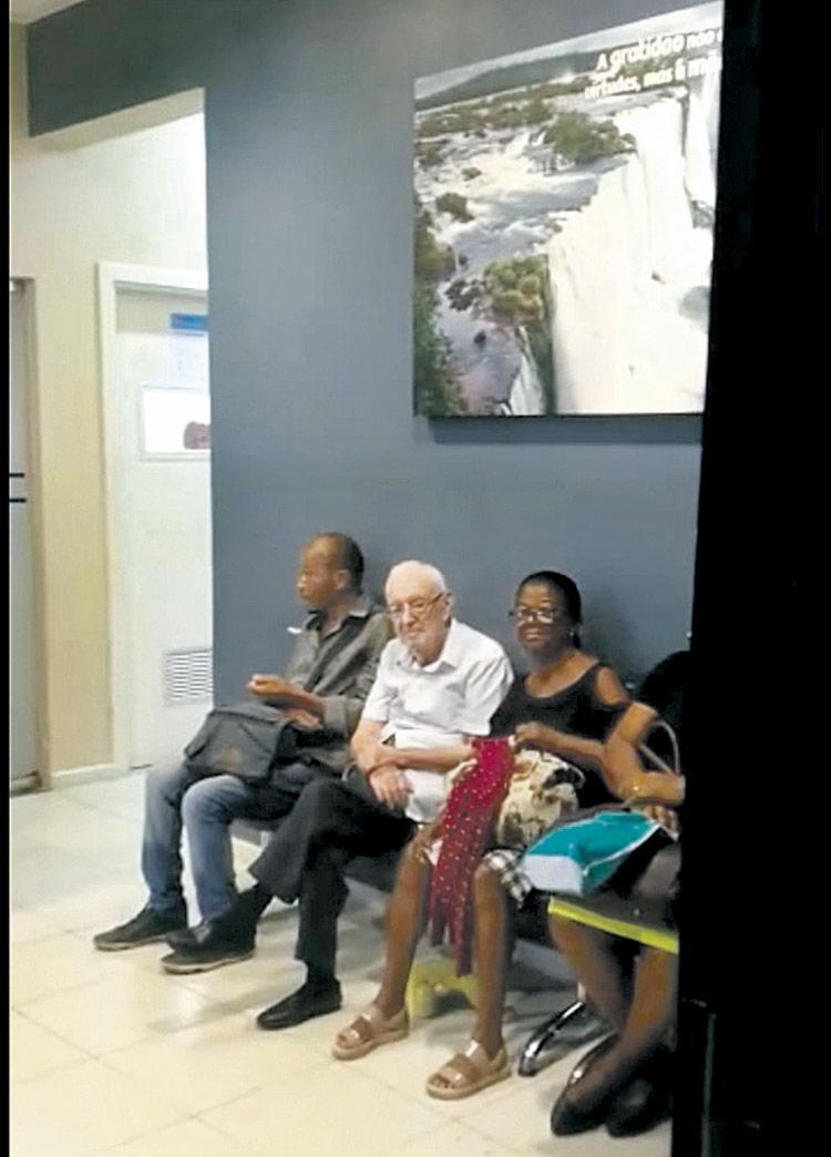 Pacientes alegam demora no tratamento reparador | Foto: Reprodução | Vídeo | Paulo Orlando - Foto: Reprodução | Vídeo | Paulo Orlando