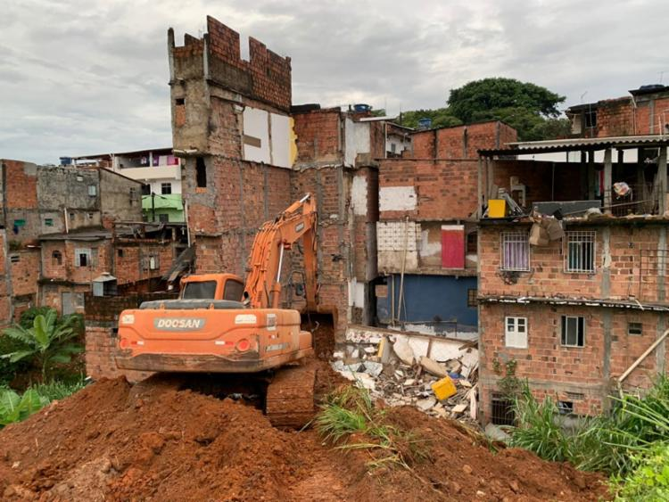 A operação só deverá ser finalizada nesta sexta-feira, 24 | Foto: Divulgação | Secom - Foto: Divulgação | Secom