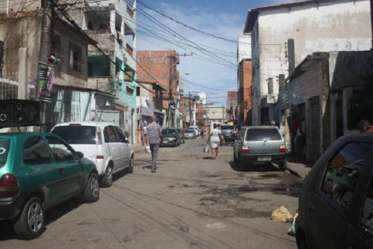 O caso aconteceu na região do Alto do Saldanha | Foto: Edilson Lima | Ag. A TARDE - Foto: Edilson Lima | Ag. A TARDE