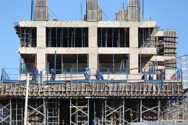 Os investimentos no setor da construção civil cresceram muito no último ano | Foto: Dênio Simões | Agência Brasília - Foto: Dênio Simões | Agência Brasília