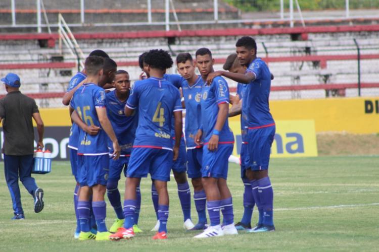 Equipe tricolor entra em campo à tarde | Foto: João Dannemann | EC Bahia - Foto: João Dannemann | EC Bahia
