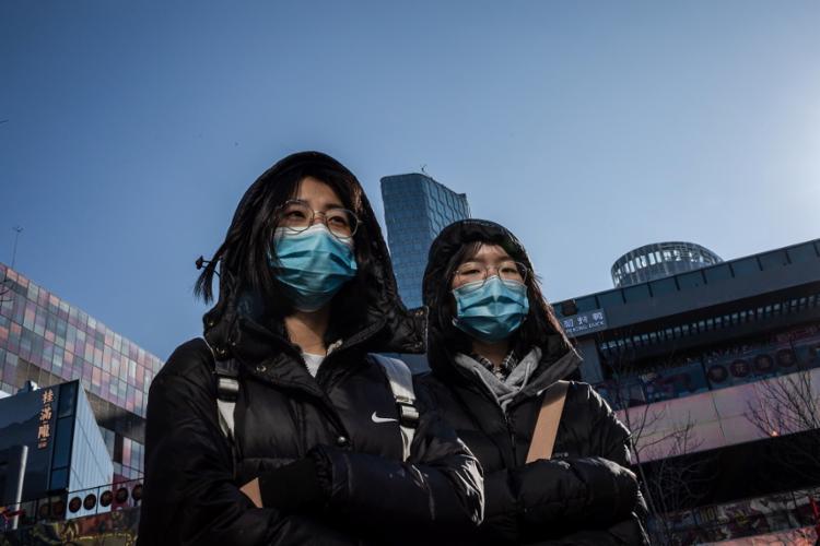 Vírus surgiu na China | Foto: Nicolas Asfouri | AFP - Foto: Nicolas Asfouri | AFP
