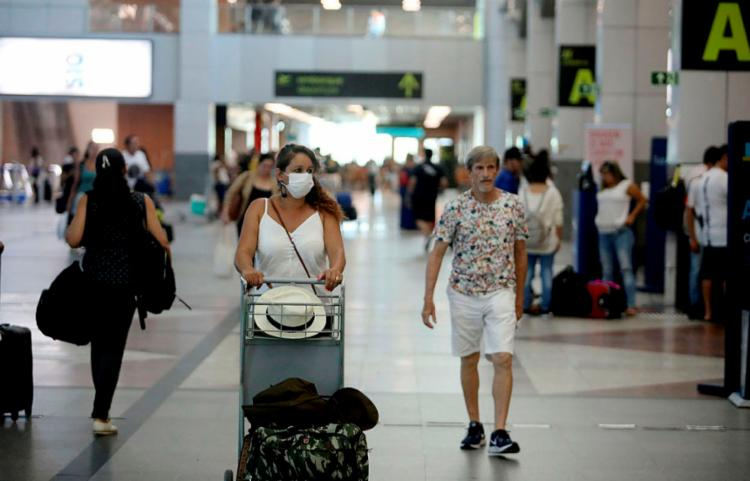 Secretaria da Saúde descartou suspeita do coronavírus em Salvador | Foto: Felipe Iruatã | Ag. A TARDE - Foto: Felipe Iruatã | Ag. A TARDE