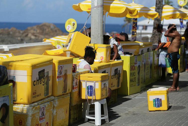 Ao todo, 784 licenças serão distribuídas | Foto: Joá Souza | Ag. A TARDE - Foto: Joá Souza | Ag. A TARDE