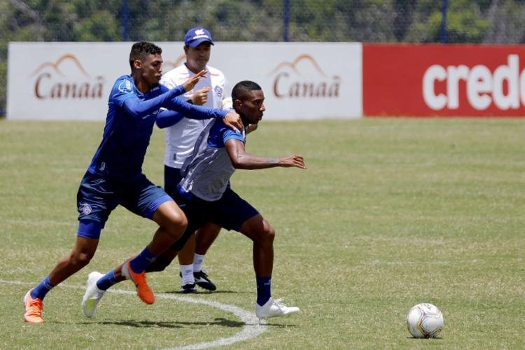 Dado Cavalcanti, técnico do Bahia: