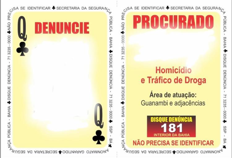 Por causa da Lei de Abuso de Autoridade, a pasta não divulgou a identidade nem a imagem do preso | Foto: Divulgação | SSP