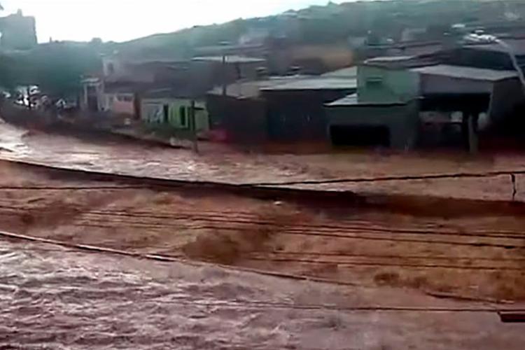 Previsão é que a intensidade das chuvas reduza-se a partir deste domingo | Foto: Reprodução | TV Brasil - Foto: Reprodução | TV Brasil
