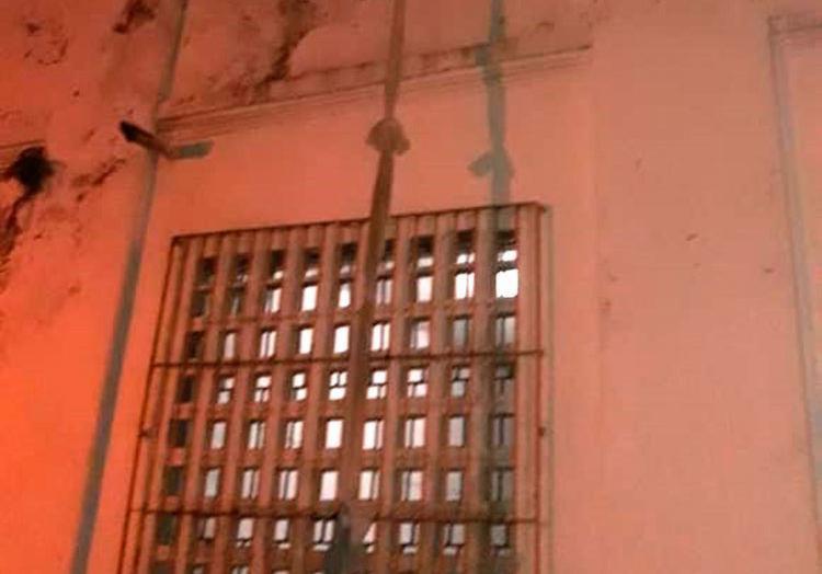 Três detentos foram localizados e outros dois conseguiram fugir   Foto: Divulgação   Sinspeb - Foto: Divulgação   Sinspeb