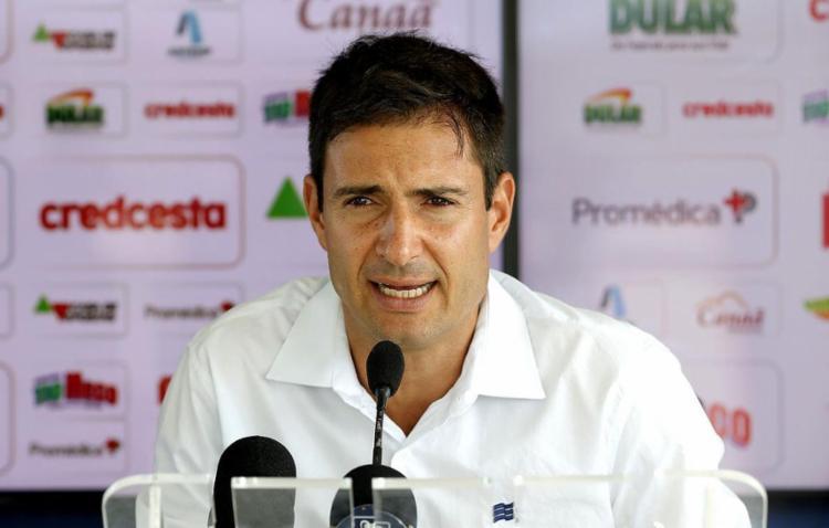 Diego Cerri, diretor de futebol do Bahia: