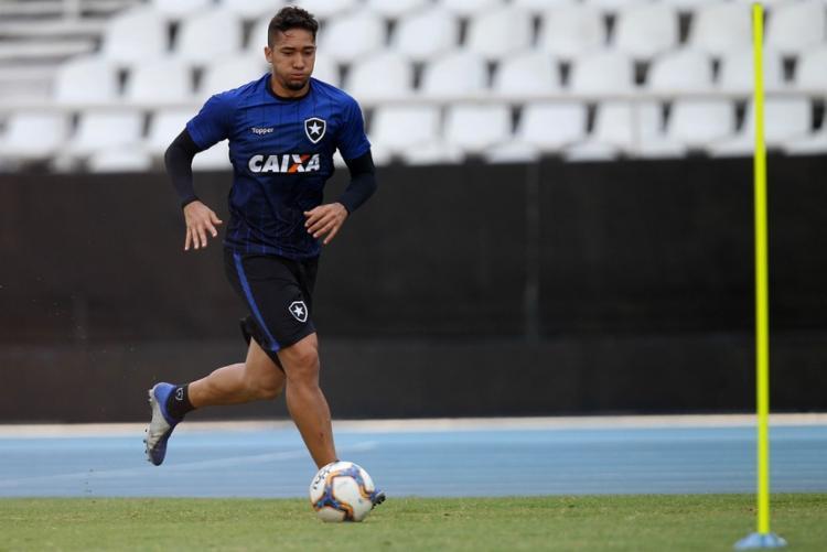 Jogador defendeu o Botafogo nas últimas duas temporadas | Foto: Vitor Silva | SS Press | Botafogo - Foto: Vitor Silva | SS Press | Botafogo