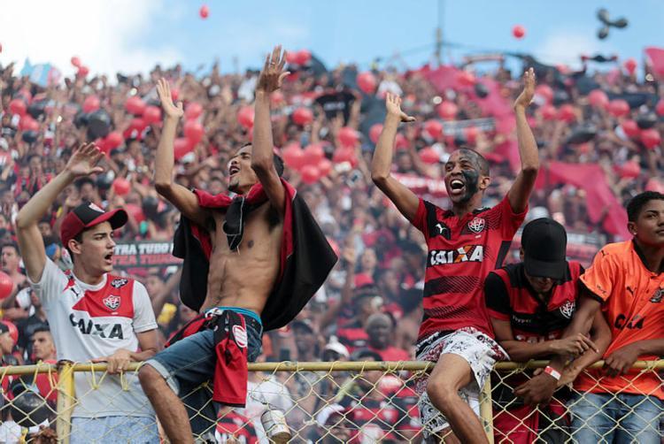 Leão quer atrair torcedores de volta ao Barradão | Foto: Raul Spinassé | Ag. A TARDE - Foto: Raul Spinassé | Ag. A TARDE