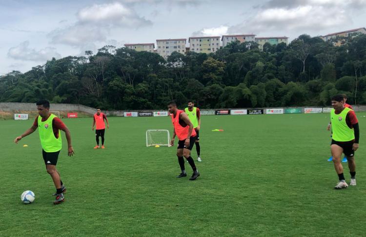 Rubro-Negro se prepara para estreias no Campeonato Baiano e Copa do Nordeste | Divulgação | EC Vitória - Foto: Divulgação | EC Vitória