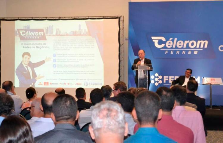 Vice-governador, João Leão, esteve presente no evento | Foto: Reprodução | Instagram - Foto: Reprodução | Instagram