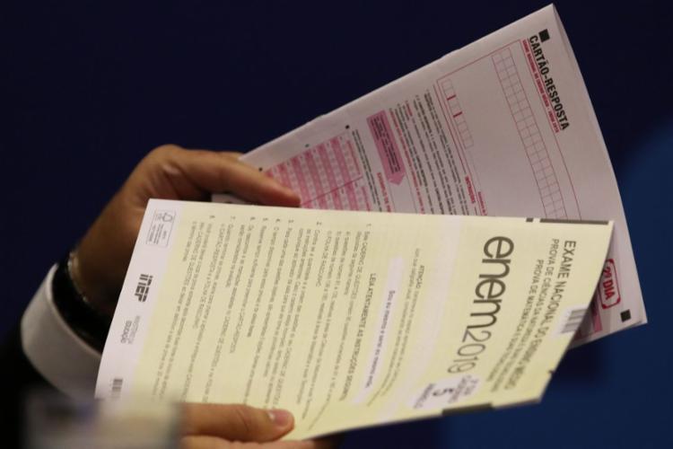 Cinco mil avaliadores trabalham na correção manual dos textos   Foto: Fabio Rodrigues Pozzebom   Agência Brasil - Foto: Fabio Rodrigues Pozzebom   Agência Brasil
