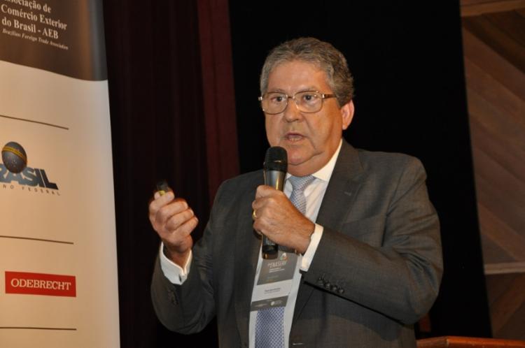 O executivo integra a diretoria do Departamento de Relações Internacionais e Comércio Exterior da FIESP | Foto: Reprodução - Foto: Reprodução
