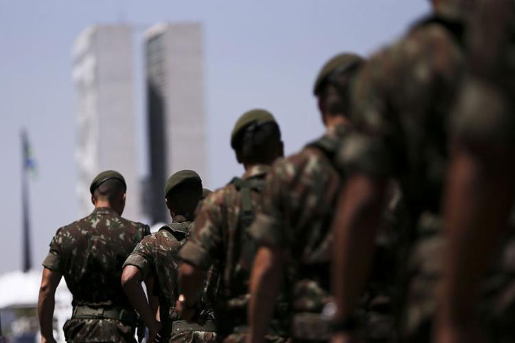 Inscrição deve ser feita no site do Exército   Foto: Marcelo Camargo   Agência Brasil - Foto: Exercito